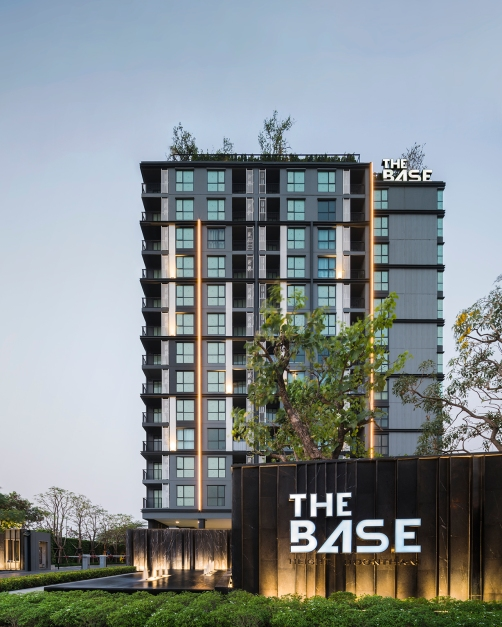 The Base Udonthani by Sansiri. Architect » DB Studio Interior Architect » That's Ith