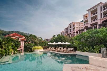 Centara Grand Phuket Hotel Landscape Design by URBANis