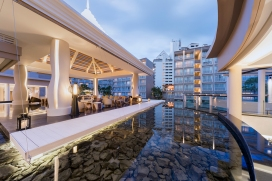 Grand Mercure Phuket Hotel Landscape Design by URBANiS