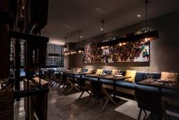 CAVA Restaurant by Open Air Studio