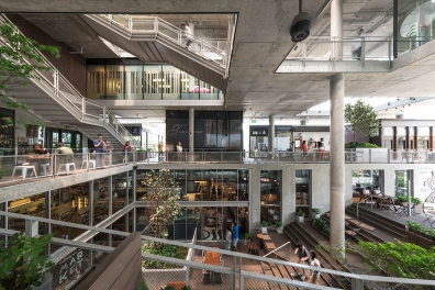 The Commons by Department of ARCHITECTURE