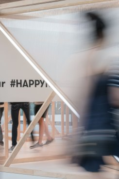 Happy Noise Happening at The Emquartier by The EmDistrict People