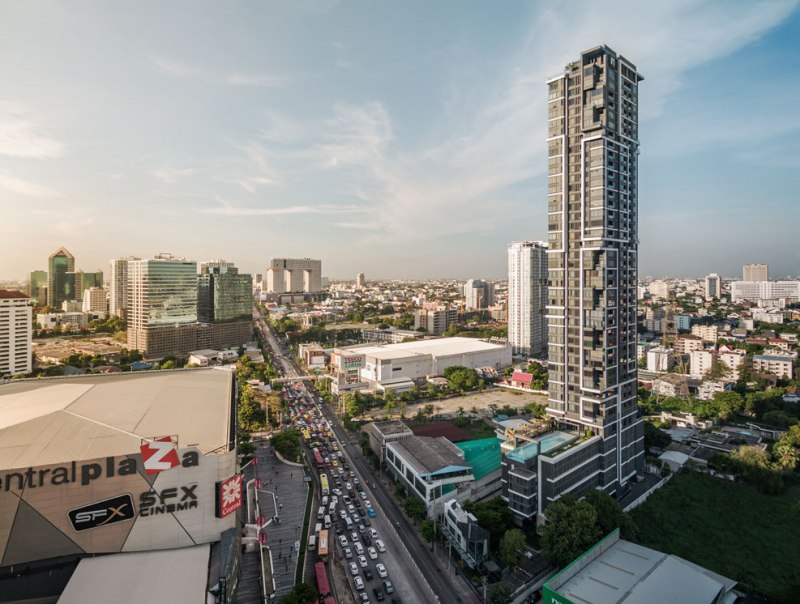 M Ladprao by Major Development : Drone Shots