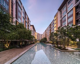D Condo Campus Resort at Bangsaen by Sansiri