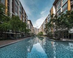D Condo Campus Resort at Bangsaen by Sansiri