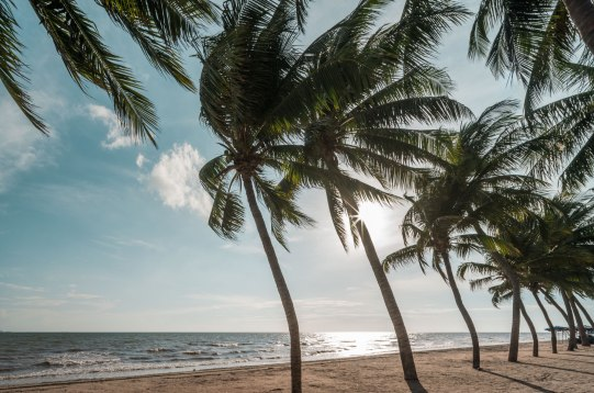 Bangsaen BeachBangsaen Beach
