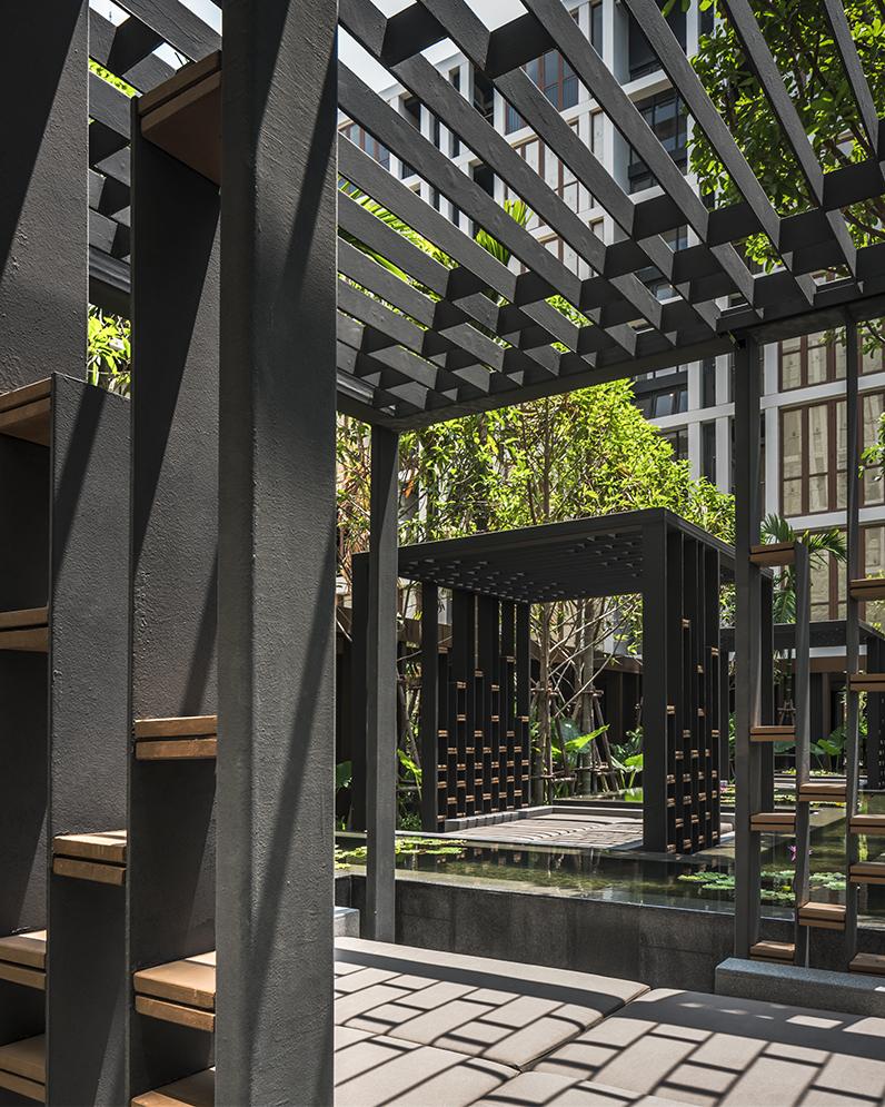 Landscape Architects: Wison Tungthunya & W Workspace