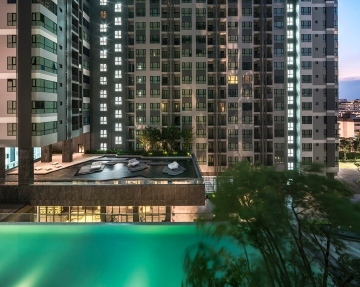 The Base Pattaya by Sansiri. Landscape Architect » Redland•scape