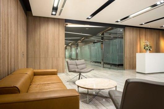 KBTG Building : Ground & Typical Floor. Interior Architect » PBM
