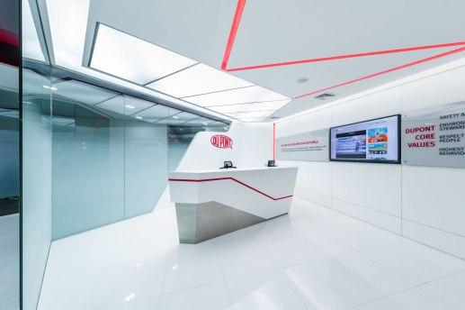 DuPont. Interior Design by PBM