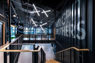 KBTG Building : Innovation Floor Interior Design by PBM