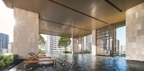 XXXIX By Sansiri. Landscape Architect » Shma