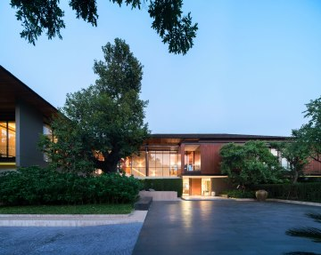 Residence J • Architect » A49 • Landscape Architect » TROP