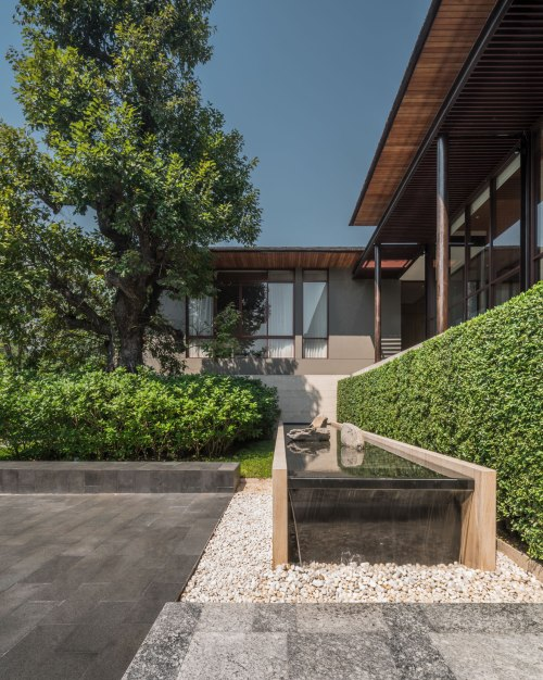 Residence J • Landscape Architect » TROP • Architect » Architects 49 House Design / A49HD