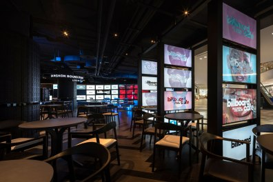 Billboard Cafe • Interior Design » B|U|G Studio