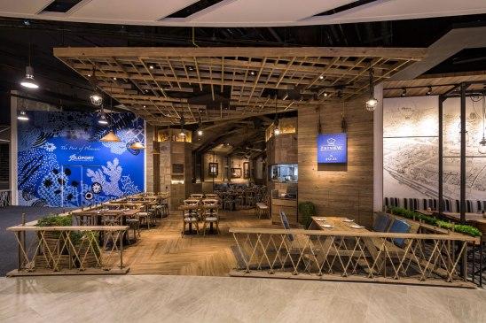 EST 33 at Eat View Huahin. Interior Design » mpdStudio