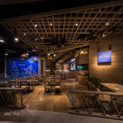 EST 33 at Eat View Huahin. Interior Design » mpdStudio