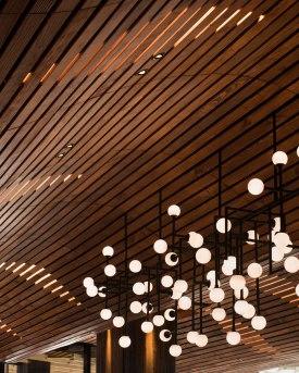 Morimoto Restaurant. Interior Design » mpdStudio