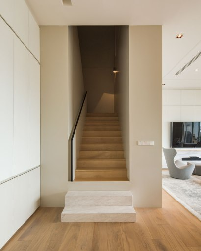 Noble Ora Penthouse. Interior Design » mpdStudio