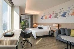 FYI Center (III) Modena Hotel • Architects & Interior Architects » Creative Crews • Landscape Architects » Shma
