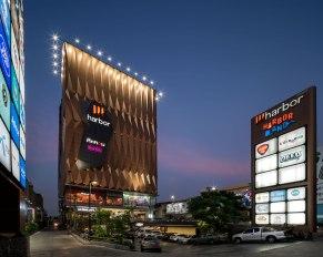 Harbor Pattaya by Supermachine Studio