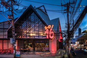 Soi 16 Pattaya • Architects » Studio Point Line Plane