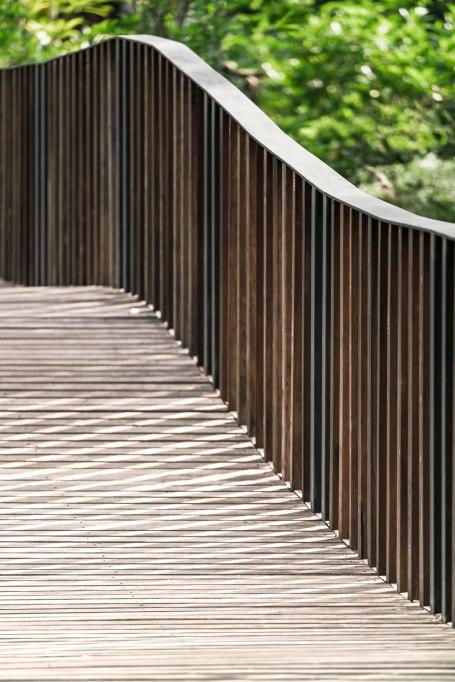 Bird Wave Bridge • Landscape Architects » Shma