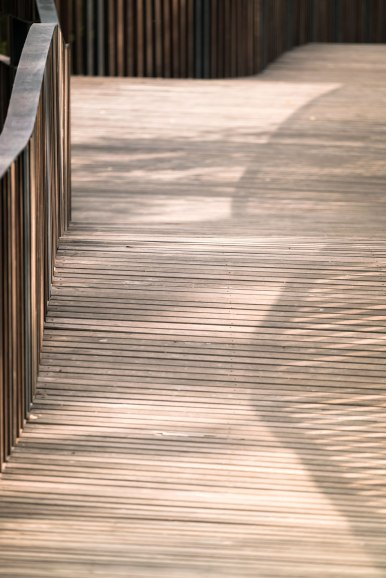 Bird Wave Bridge • Landscape Architects » Shma