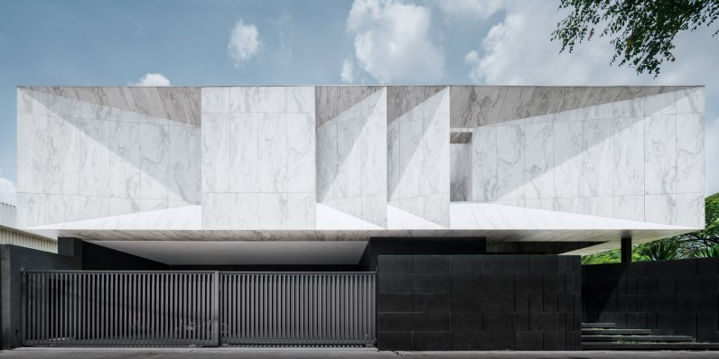 Marble House • Architects » Openbox Architects
