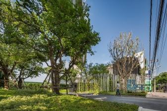 The Base Phetkasem Landscape Architects » Arsomsilp
