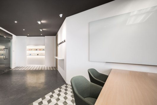 Toyal Aluminium Office by Fast Space Design