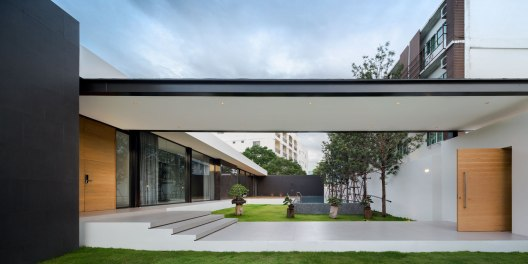 Residence WK • Architects » Groove Architects