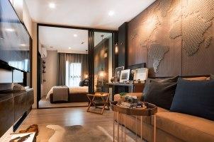 The Base Phetkasem Sale Office • Interior Design » Padee Studio