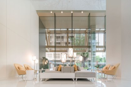 Sindhorn Residence • Interior Design » Department Of ARCHITECTURE