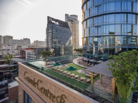 Grand Centre Point Thonglor • Landscape Architects » Shma