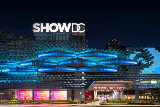 ShowDC • Facade Design » Foundry Of Space (FOS)