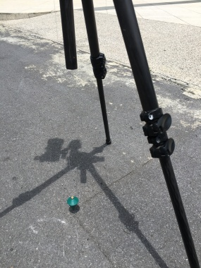 Before - After : Camera position marking