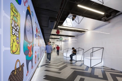 Metro Mall at Sukhumvit MRT Station • Architects » Behold Architect & Interior Design