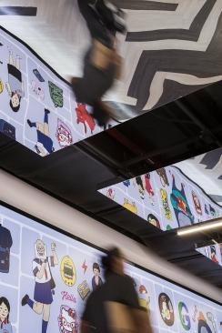 Metro Mall at Sukhumvit MRT Station • Architects » Behold Architect & Interior Design