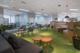 Hitachi Office Bangkok • Architects » Fast Space Design