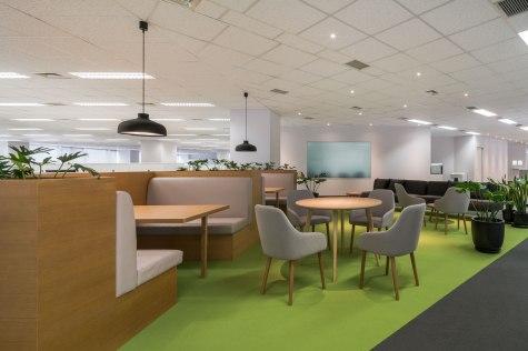 Hitachi Office Bangkok • Architects » Fast Space Design