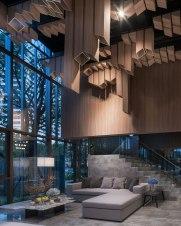 Oka Haus Sale Office by Sansiri • Interior Architects » Anonym