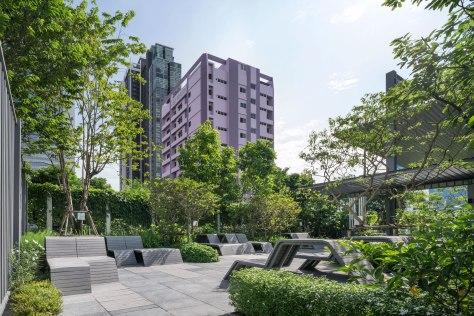 Satit PIM • Landscape Architects » Shma