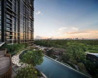 The Line Jatujak - Mochit by Sansir • Landscape Architects » Shma