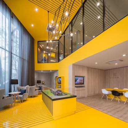 D Condo Campus Kamphaeng Saen • Interior Architects » Padee Studio