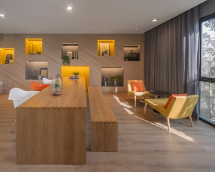 D Condo Campus Kamphaeng Saen • Interior Architects » Padee Studio