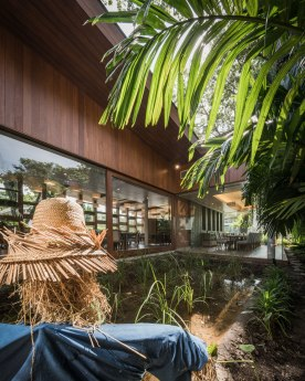 Khao Restaurant • Architects » Spacy
