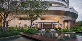 Rosewood Sanya Hotel • Landscape Architects » P Landscape