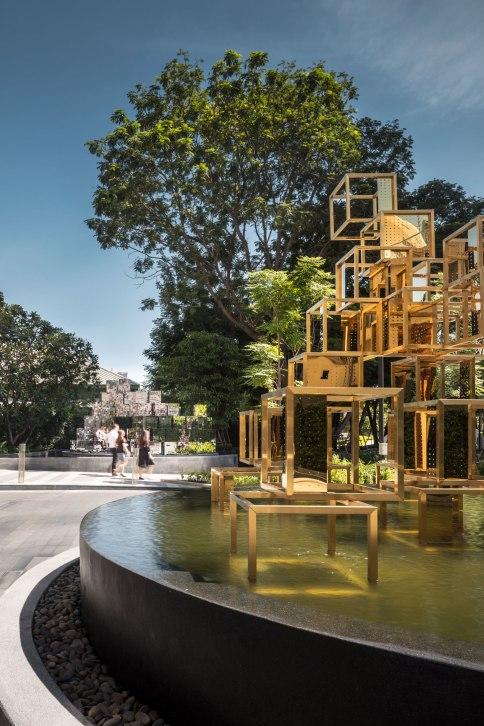 Abdulrahim Place • Landscape Architects » Sanitas Studio