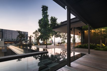 OUE Downtown • Landscape Architects » Shma